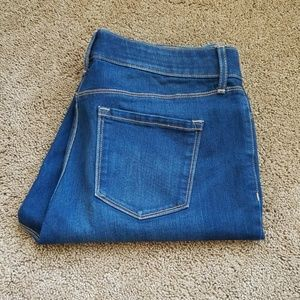 NWOT Gloria Vanderbilt high rise skinny jeans